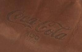 Coca-Cola Logo in Atacama Desert