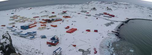 Chile's Antarctic Villa Las Estrellas