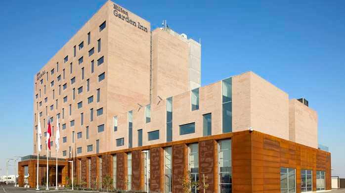 Hilton Garden Inn Santiago Chile