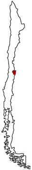 santiago east mission map